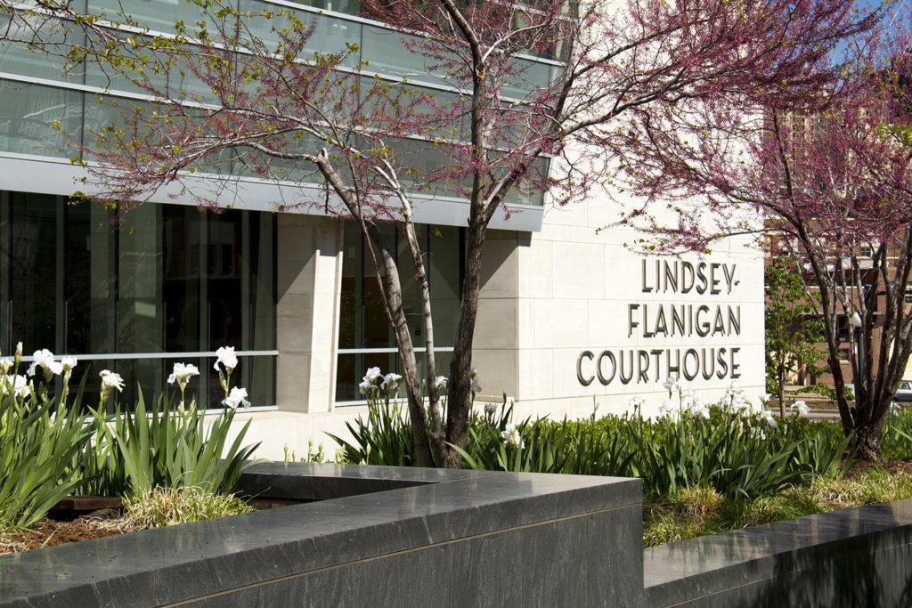 Denver's Lindsey Flanigan Courthouse.