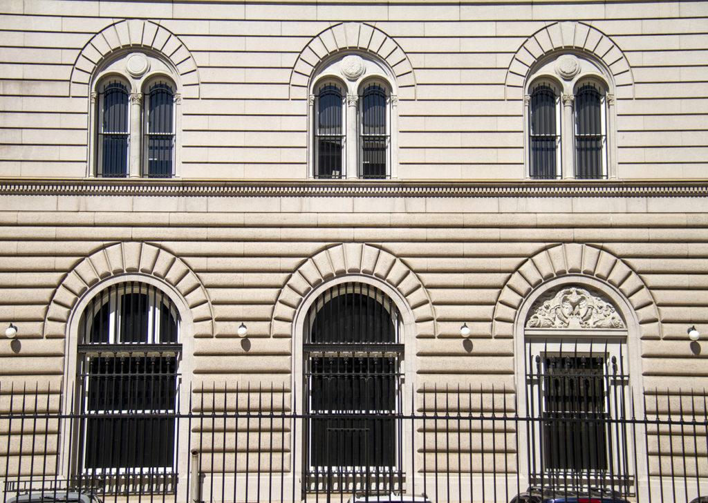 The US Mint in Denver.  denverite; denver; colorado; us mint; mint; money; kevinjbeaty; downtown