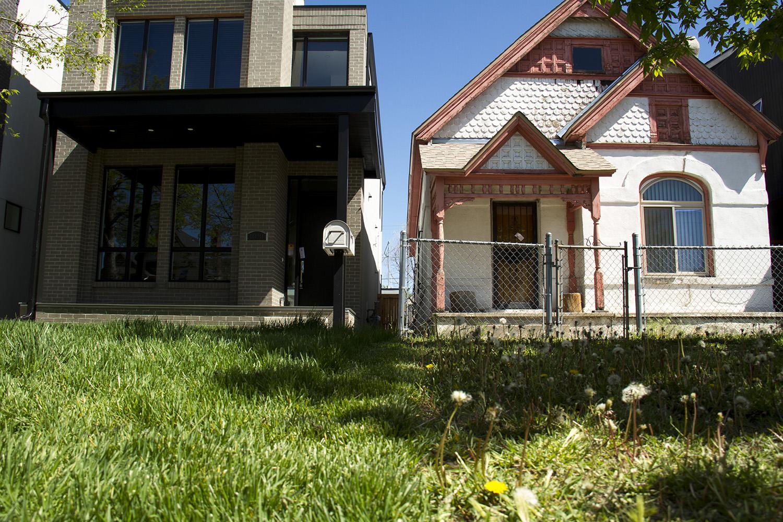 Views of Denver's Five Points Neighborhood. (Kevin J. Beaty/Denverite)