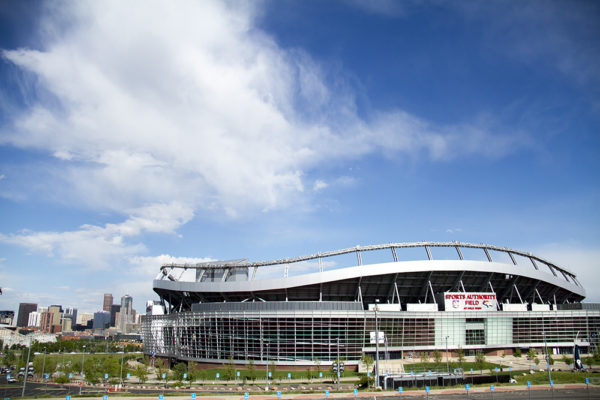 The former Sports Authority Field at Mile High. (Kevin J. Beaty/Denverite)