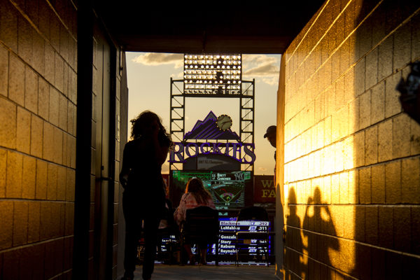 Colorado Rockies vs New York Yankees at Coors Field. June 14, 2016. (Kevin J. Beaty/Denverite)  colorado rockies; baseball; sports; kevinjbeaty; denver; colorado; denverite;