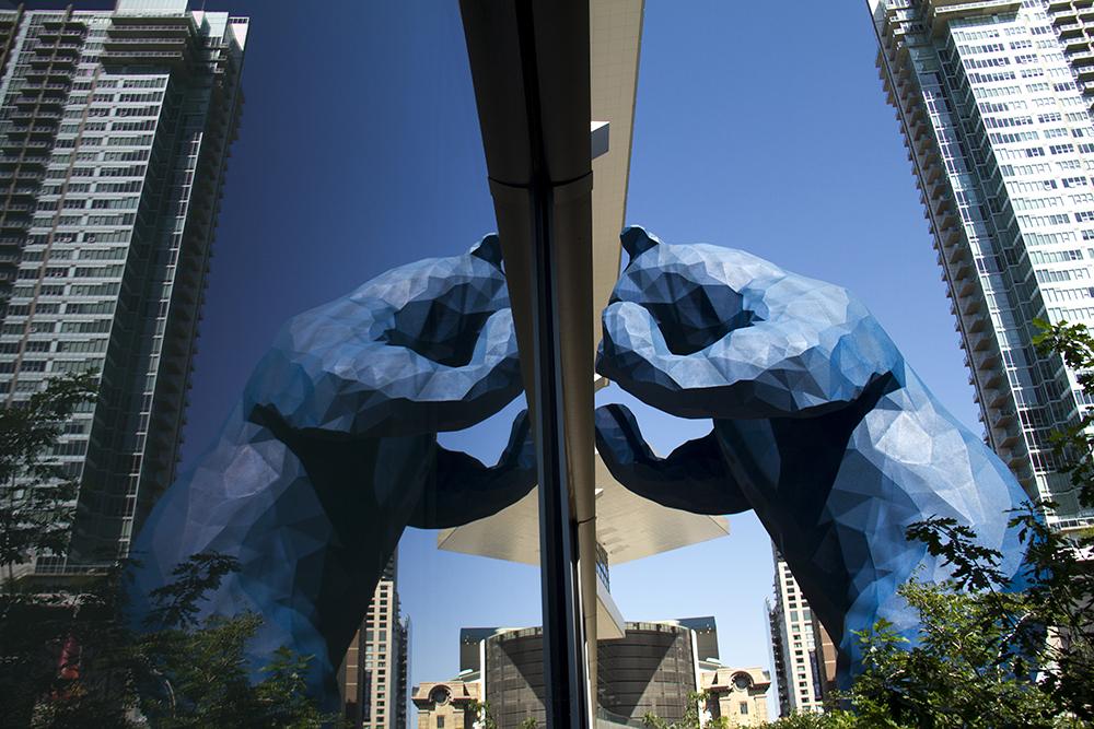 The Colorado Convention Center. (Kevin J. Beaty/Denverite)