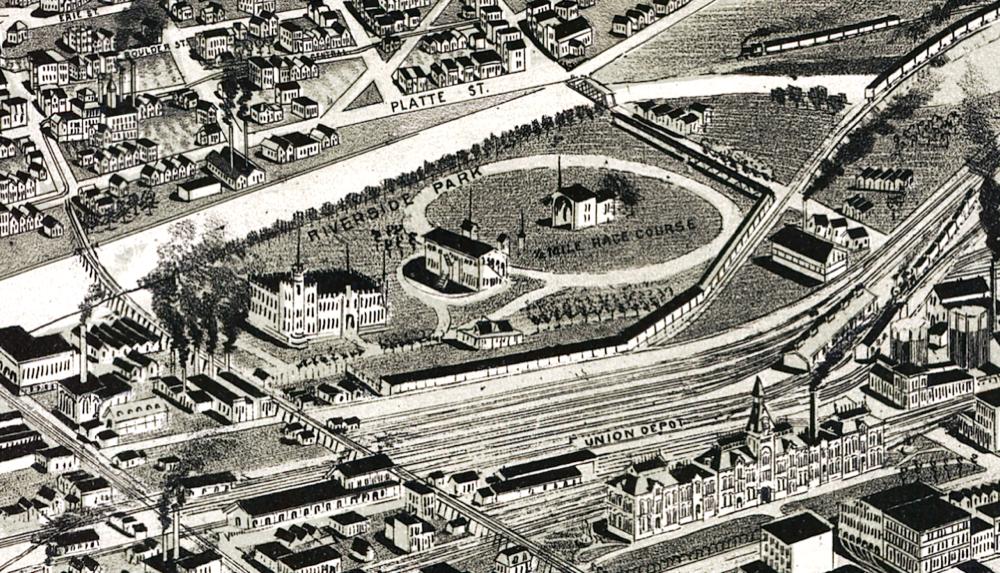 Union Station 1889
