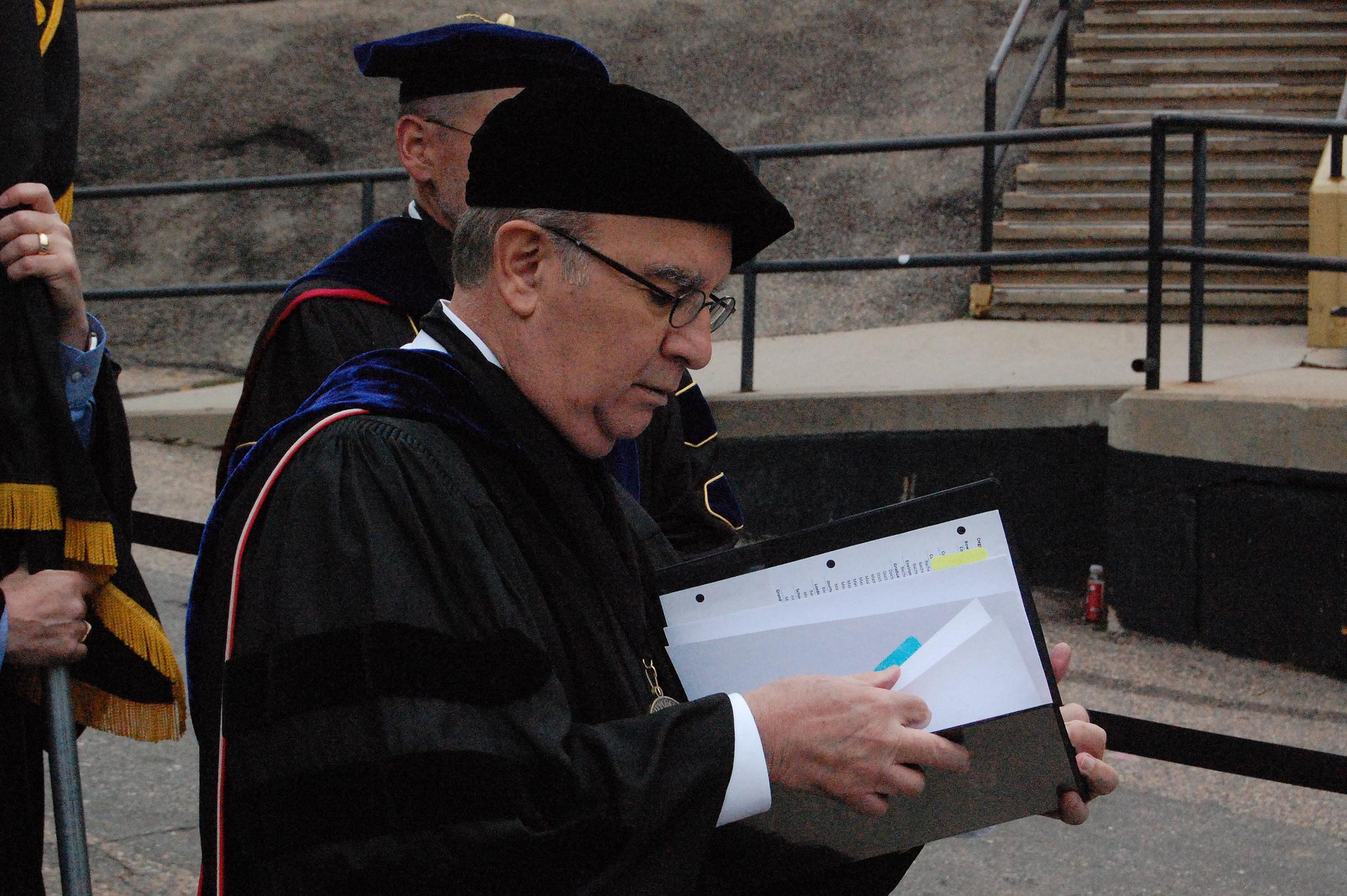 Phil DiStefano. (CU Boulder Alumni/Flickr)