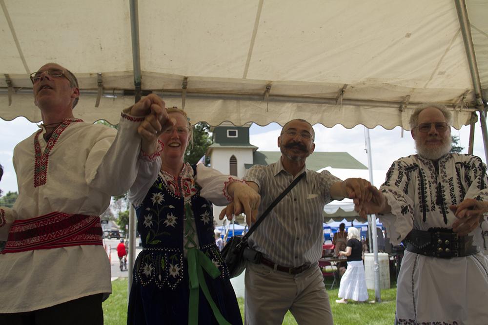 Old Globeville Days at Argo Park, July 16, 2016. (Kevin J. Beaty/Denverite)  old globeville days; argo park; festival; eastern european; kevinjbeaty; denver; denverite; colorado;