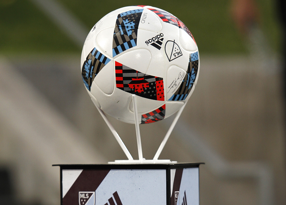 Colorado Rapids during game against FC Dallas at Dick's Sporting Goods Park, July 23, 2016. Rapids took the lead in the first half, and lost the lead when DC Dallas scored in the second half and the game ended in a tie 1-1. (Jessica Taves/For Denverite)  jessica taves; denverite; colorado rapids; fc dallas; sports; soccer; colorado; denver;