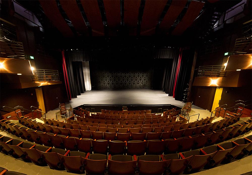 The Lakewood Performing Arts Center. (Kevin J. Beaty/Denverite)  lakewood performing arts center; denver; performance; performing arts; theater; kevinjbeaty; denverite; colorado