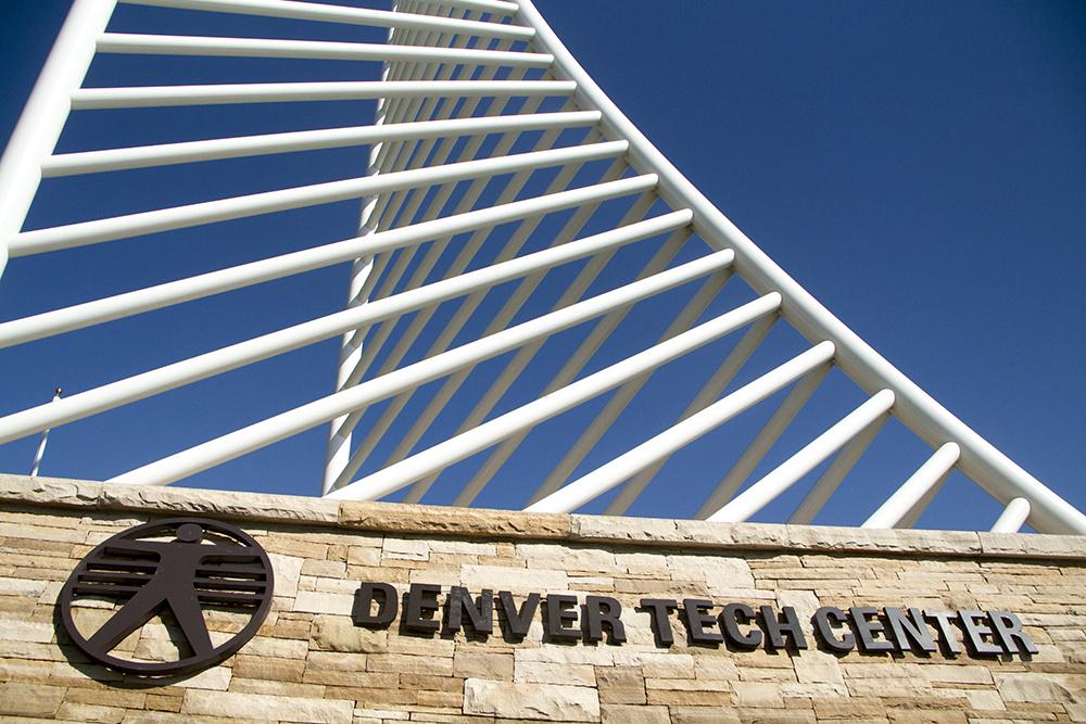 The Denver Tech Center. (Kevin J. Beaty/Denverite)  denver tech center; denver; kevinjbeaty; colorado; denverite
