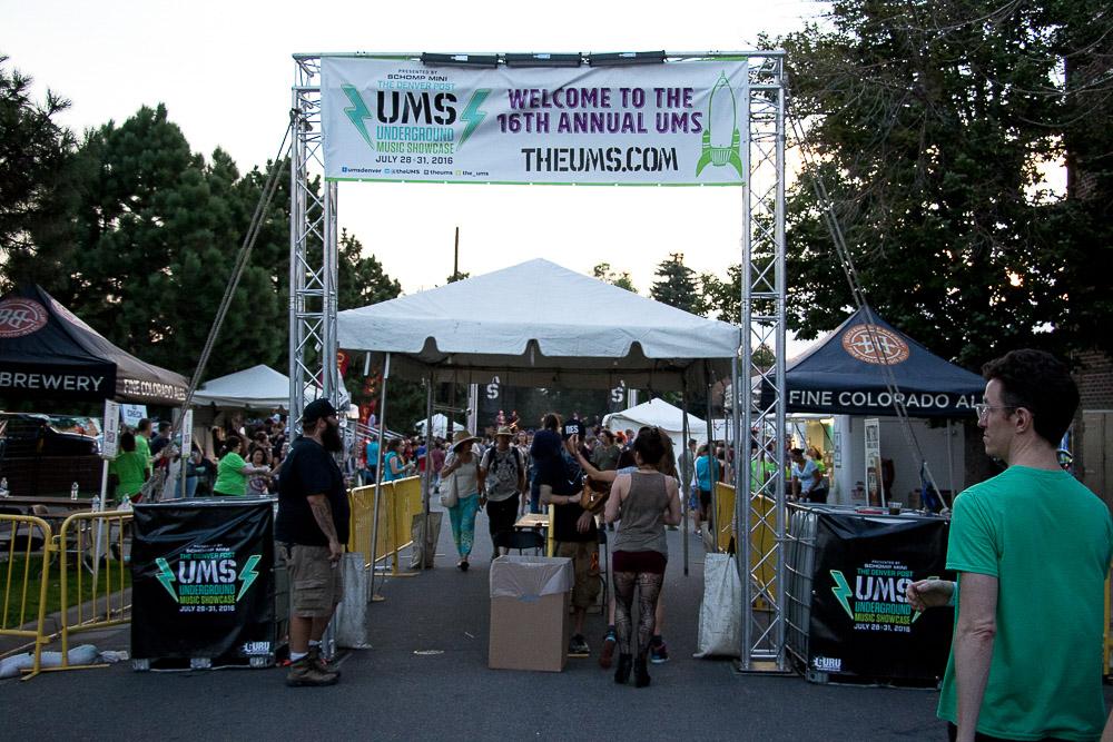 Main Stage - UMS (Chloe Aiello/Denverite)
