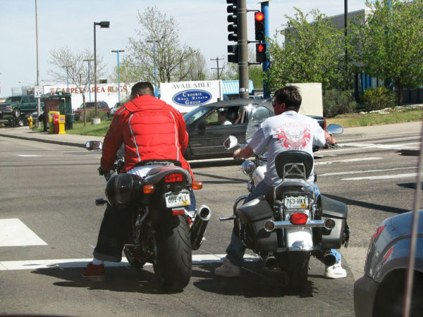 More than half of motorcyclists killed in Colorado this year were not wearing helmets. (Lucianf/Flickr)