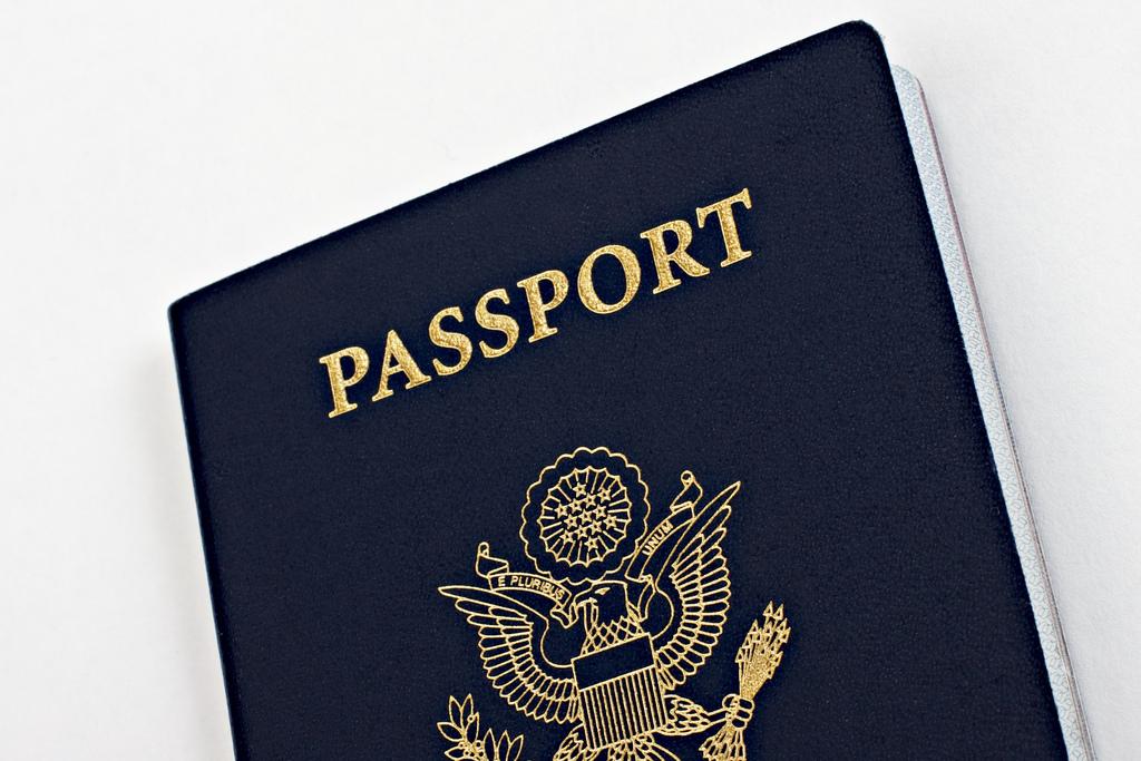 A U.S. passport. (Tony Webster/Flickr)