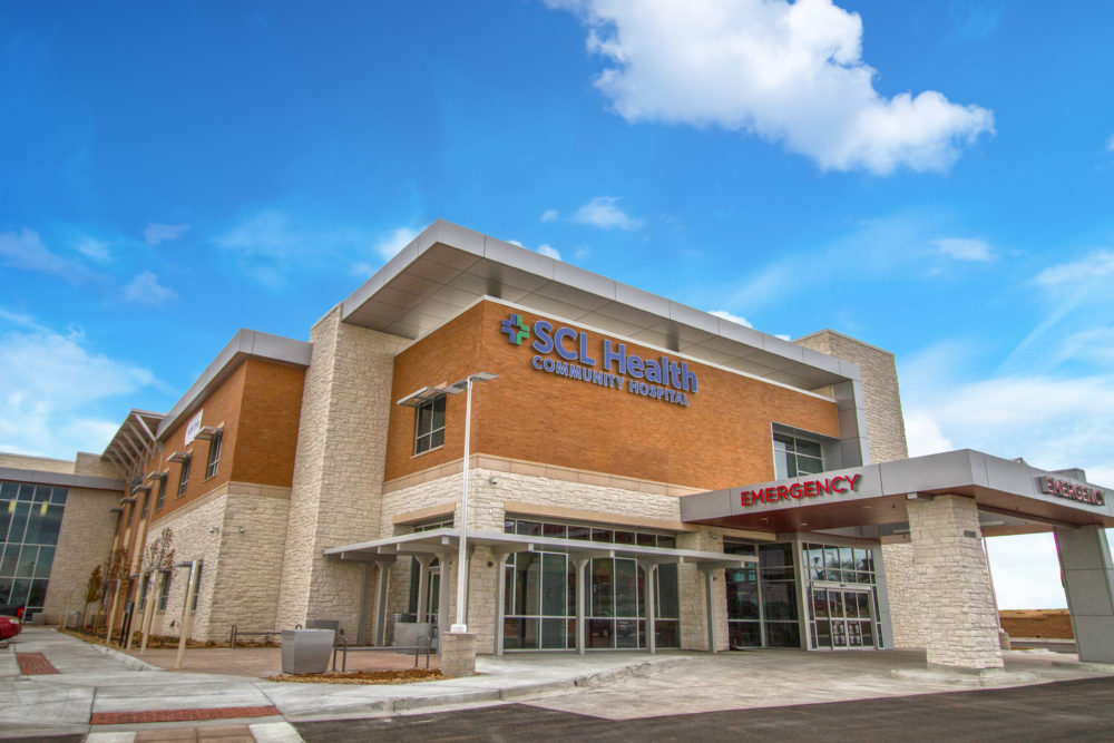 SCL health has two microhospitals, including this one in Westminster and plans to open an additional two this fall. (Courtesy of SCL Health)