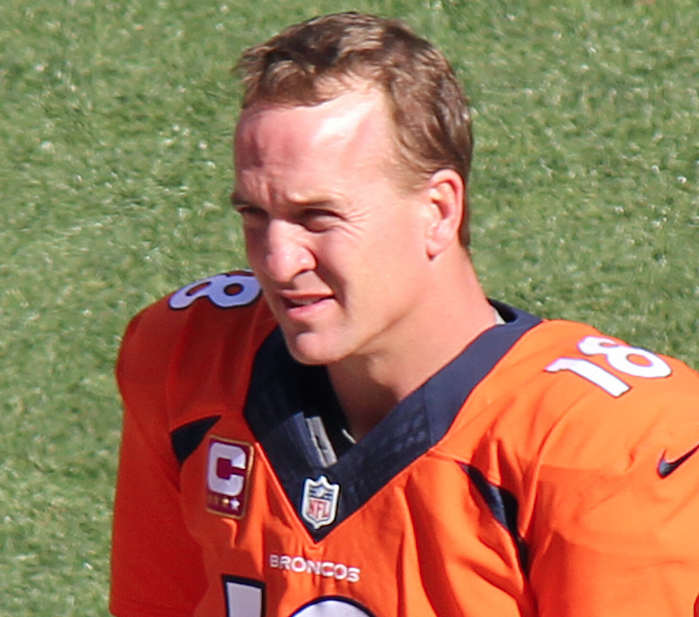 Peyton Manning never took PEDs, including HGH, in his career, the NFL concluded Monday. (Jeffrey Beall/Flickr)
