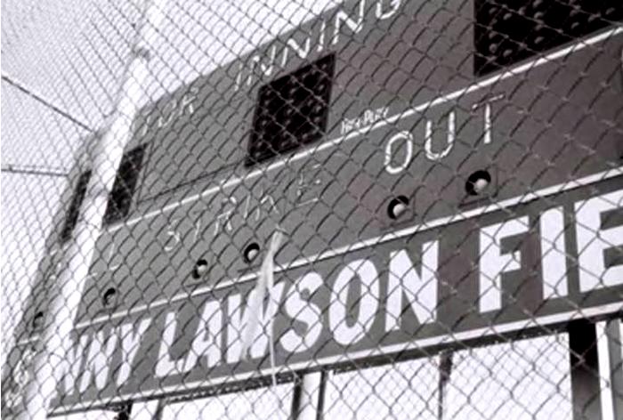 Sonny Lawson Park. (Denver Public Library/Western History Collection/RMN-036-2692)  baseball; sports; five points; denver randalls; kevinjbeaty; denver; denverite; kevinjbeaty; colorado;