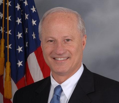 U.S. Rep. Mike Coffman. (Public domain)