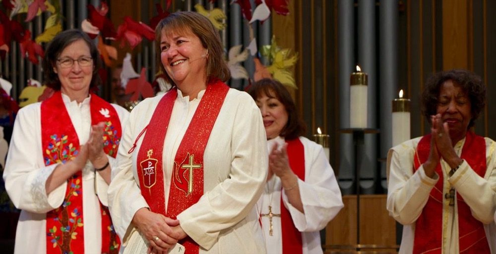 Karen Oliveto will be the resident bishop for the Mountain Sky Area of the United Methodist Church. (Western Jurisdiction of the United Methodist Church)