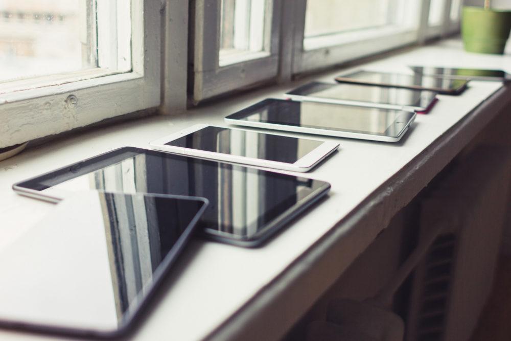 Tablets. (Martin Voltri/Flickr)