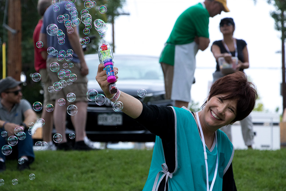 Cindy DaleHierro at West Colfax Neighborhood Festival (Chloe Aiello/Denverite)