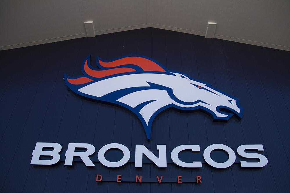 The UCHealth Training Center during Denver Broncos Training Camp. (Kevin J. Beaty/Denverite)  broncos; football; training camp; sports; kevinjbeaty; denver; denverite; colorado;