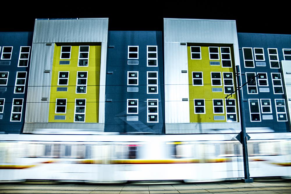 Residential property in Five Points. (Kevin J. Beaty/Denverite)