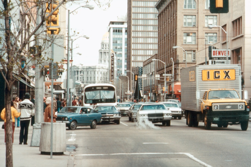 16th Street before the Mall. (Marek Zamdmer, © Pei Cobb Freed & Partners)