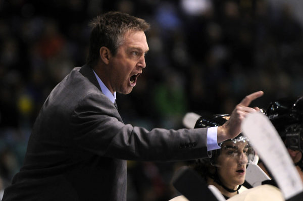 Patrick Roy resigned as head coach of the Avalanche on Thursday. (Flickr)
