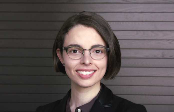 Amy Adele Hasinoff, assistant professor of communications at the University of Colorado Denver. (Courtesy of Chalkbeat)