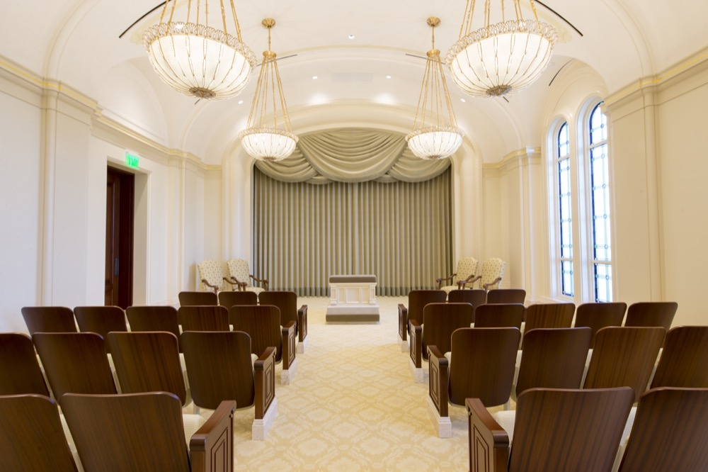 The Fort Collins Colorado Temple. (Courtesy of The Church of Jesus Christ of Latter-Day Saints)