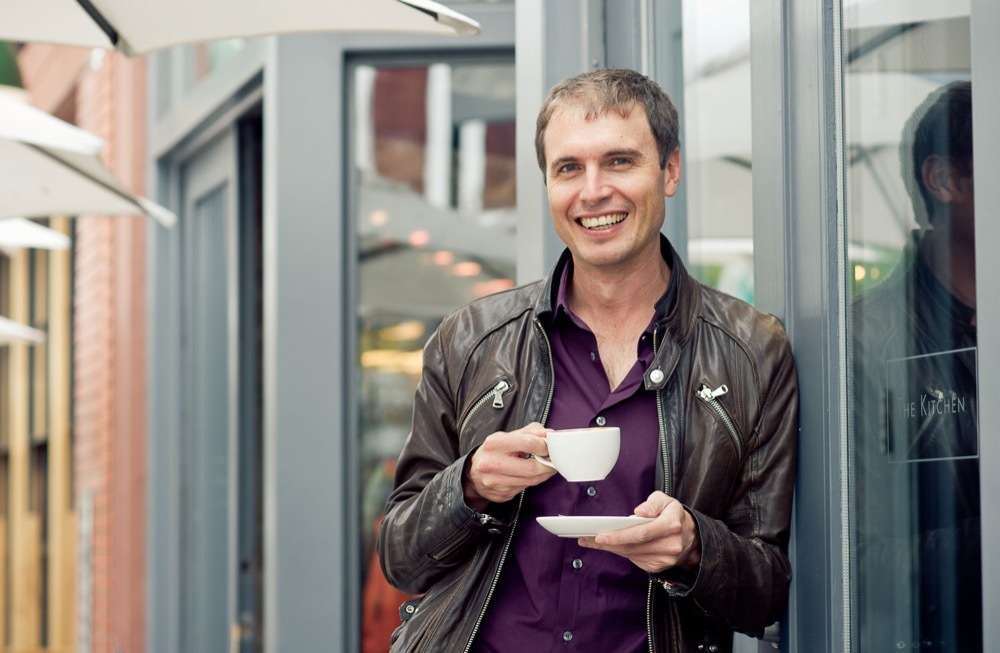 The Kitchen co-founder Kimbal Musk (Courtesy of The Kitchen)