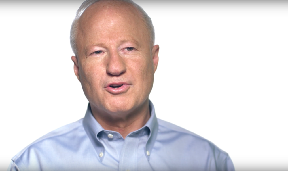 Rep. Mike Coffman speaks in an anti-Trump ad. (YouTube/Mike Coffman for Congress)