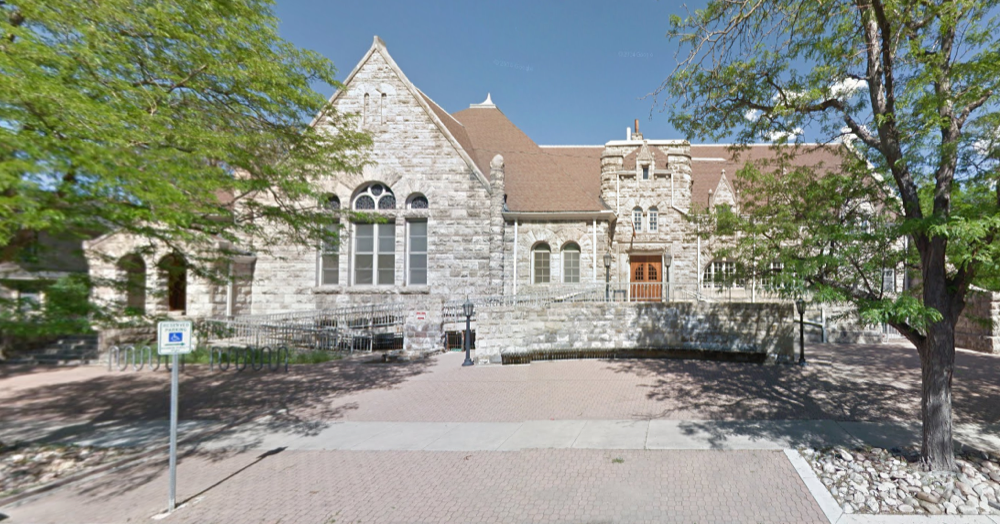 First Unitarian building at 1400 N. Lafayette St in Denver. (Google Maps)
