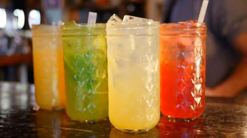 The traditional Mexican fruit drink aguas frescas. (Mexico/Vimeo)