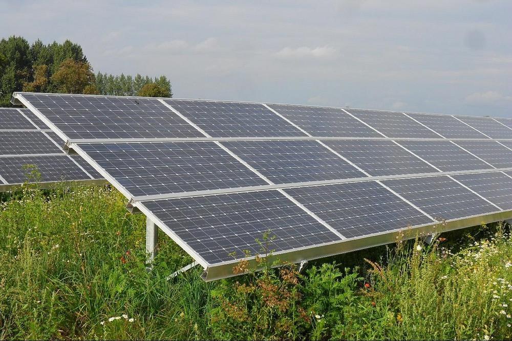 Solar panel. (Thomas Kohler/Flickr)