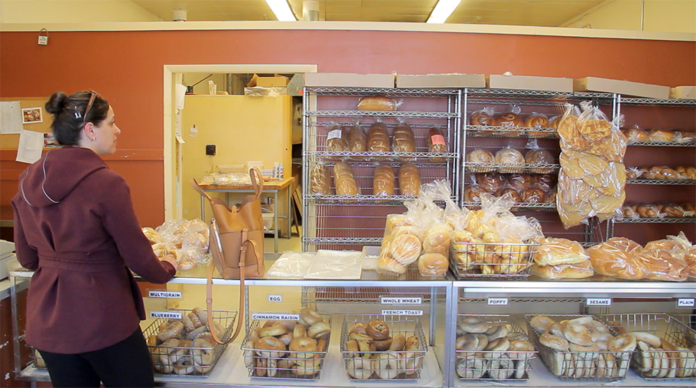 Inside the Bagel Store in Washington Virginia Vale. (Kevin J. Beaty/Denverite)  denver; bagel store; washington virginia vale; food; jewish; kevinjbeaty; denverite; colorado;