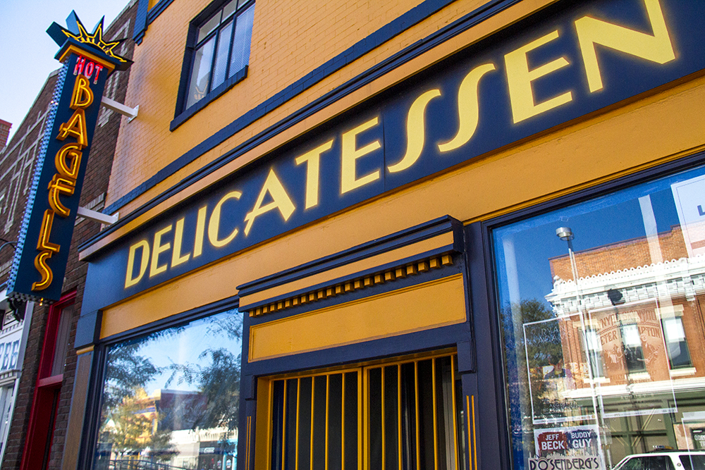 Rosenberg's Delicatessen, Five Points. (Kevin J. Beaty/Denverite)  denver; five points; food; restaurant; kevinjbeaty; colorado; denverite;