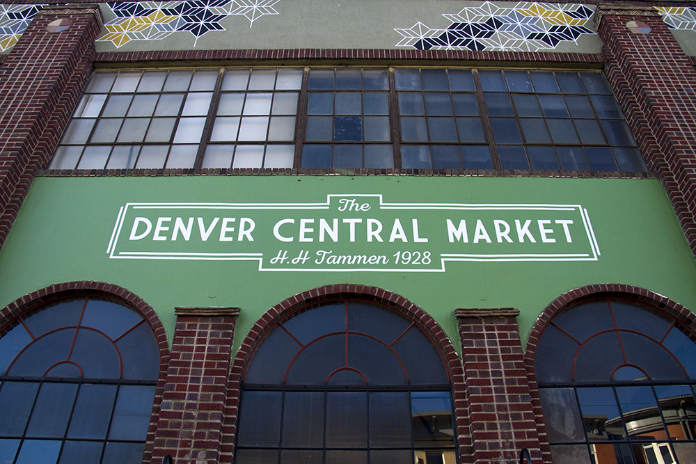Denver Central Market. (Kevin J. Beaty/Denverite)  five points; rino; denver central market; food; kevinjbeaty; denverite; denver; colorado;