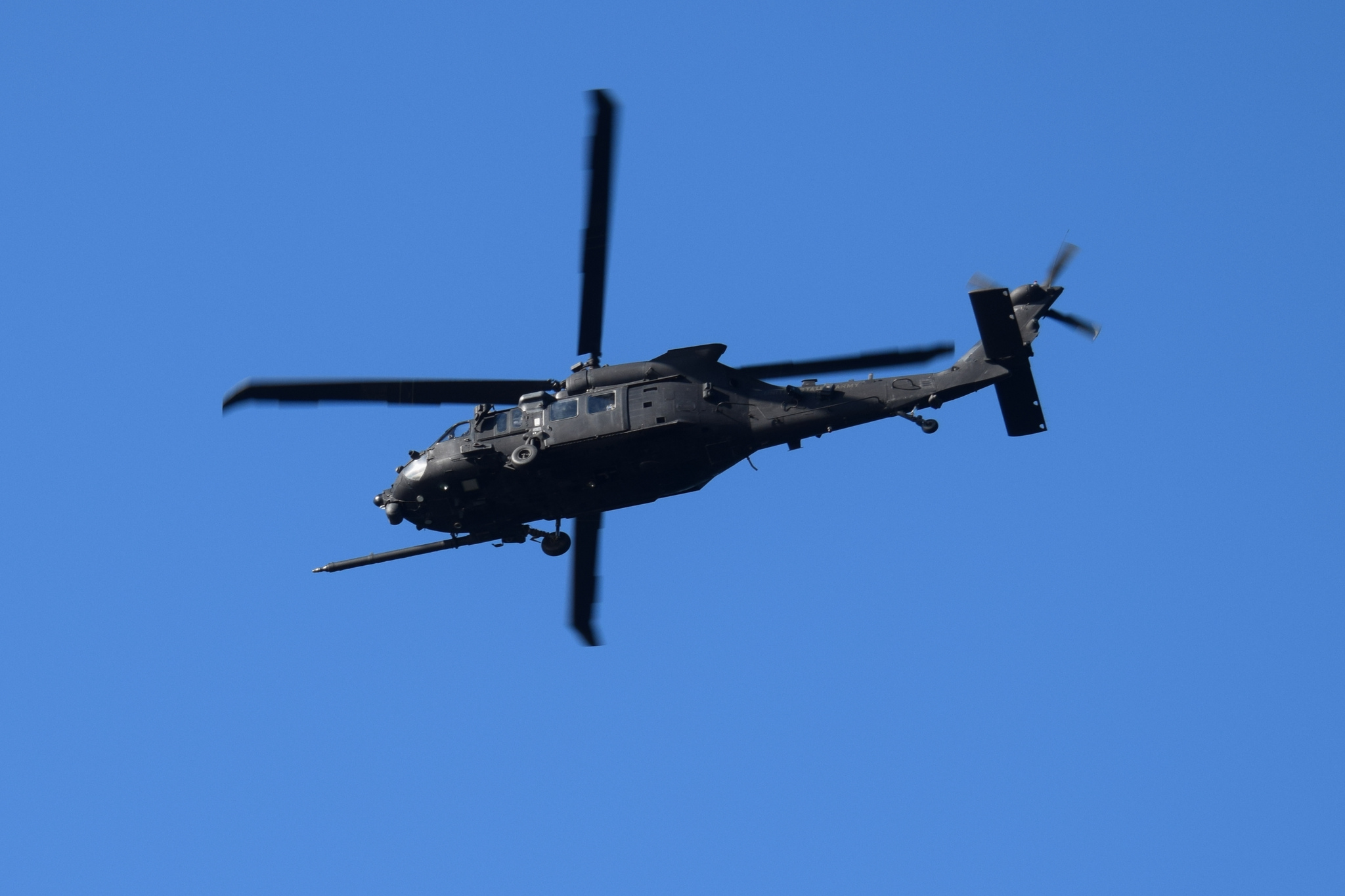 A Sikorsky UH-60 Black Hawk helicopter. (Tony Alter/Flickr)