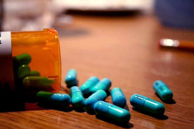 Prescription medication. (Michael Chen/Flickr)