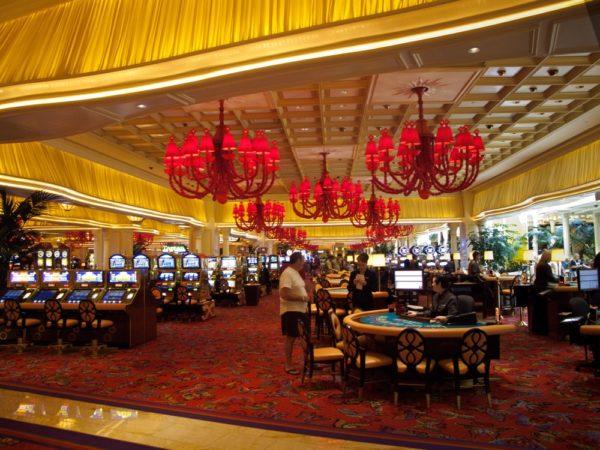 Wynn Encore Hotel and Casino. (Gary J. Wood/Flickr)