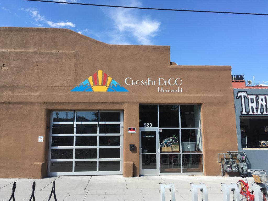 CrossFit DeCO. (Dave Burdick/Denverite)