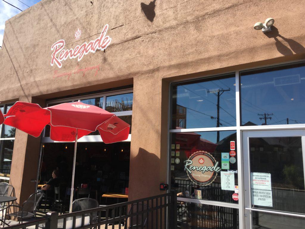 Renegade Brewing in Denver. (Dave Burdick/Denverite)