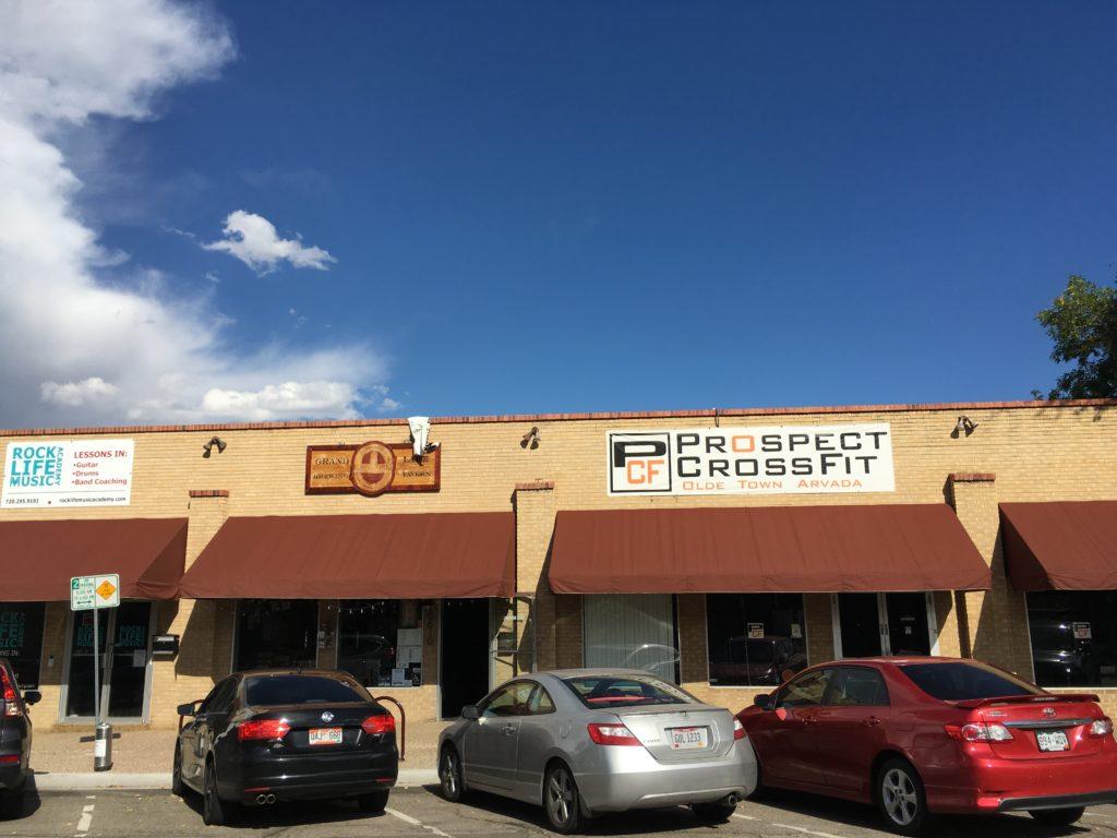 Prospect CrossFit in Arvada. (Dave Burdick/Denverite)