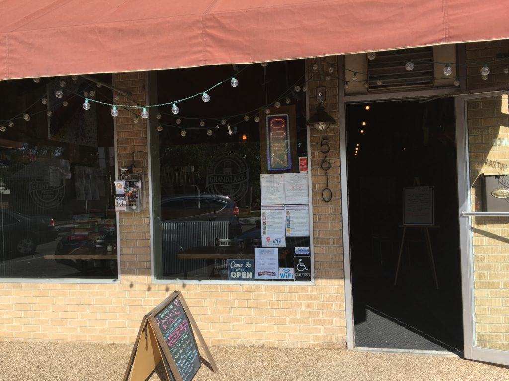Grand Lake Brewing Tavern in Olde Town Arvada. (Dave Burdick/Denverite)