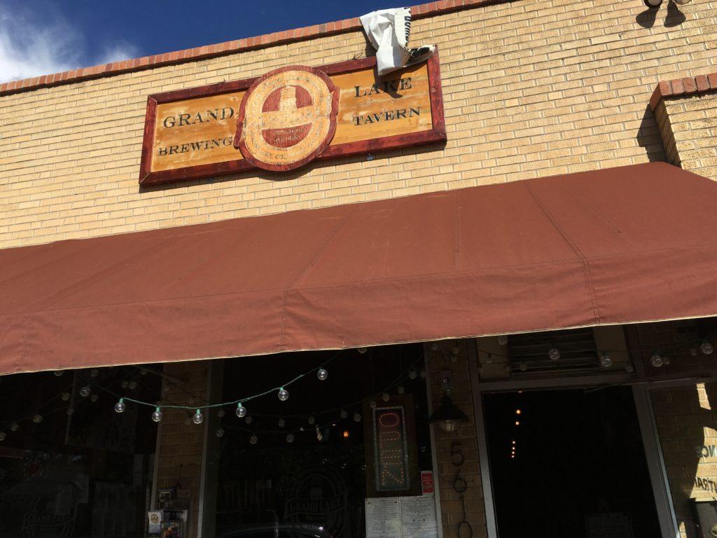 Grand Lake Brewing Tavern in Arvada. (Dave Burdick/Denverite)