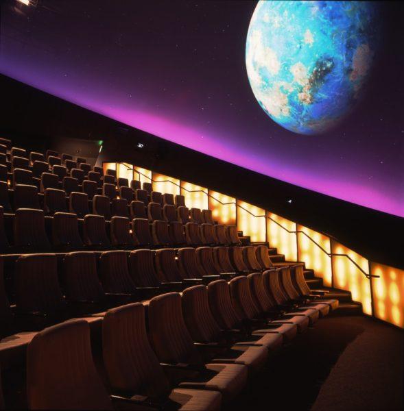 Gates Planetarium. (Courtesy Denver Museum of Nature & Science)