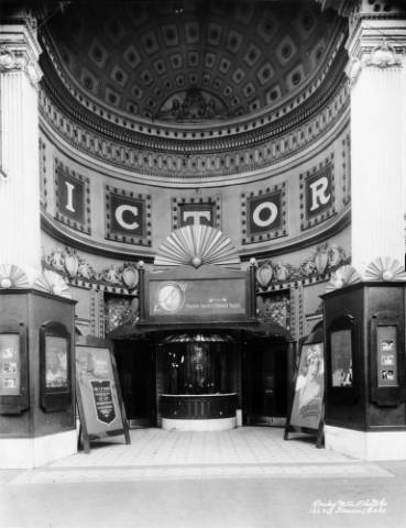The Victory Theater, originally called the Princess Theater, at 1660 Curtis St. in 1925. (Denver Public Library/Western History Collection/X-24761)