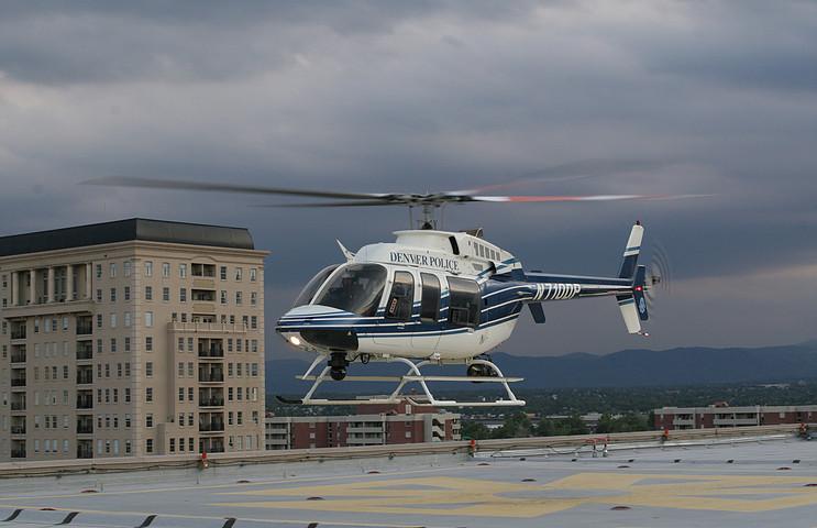 Air One. (Denver Police Department)