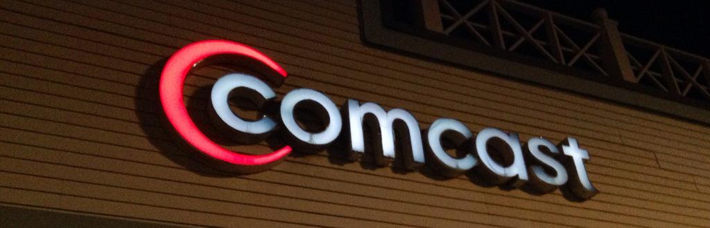 Comcast will cap internet usage beginning Nov. 1. (Chloe Aiello/Denverite)