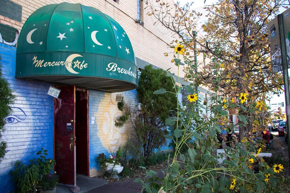 Mercury Cafe. (Chloe Aiello/Denverite)