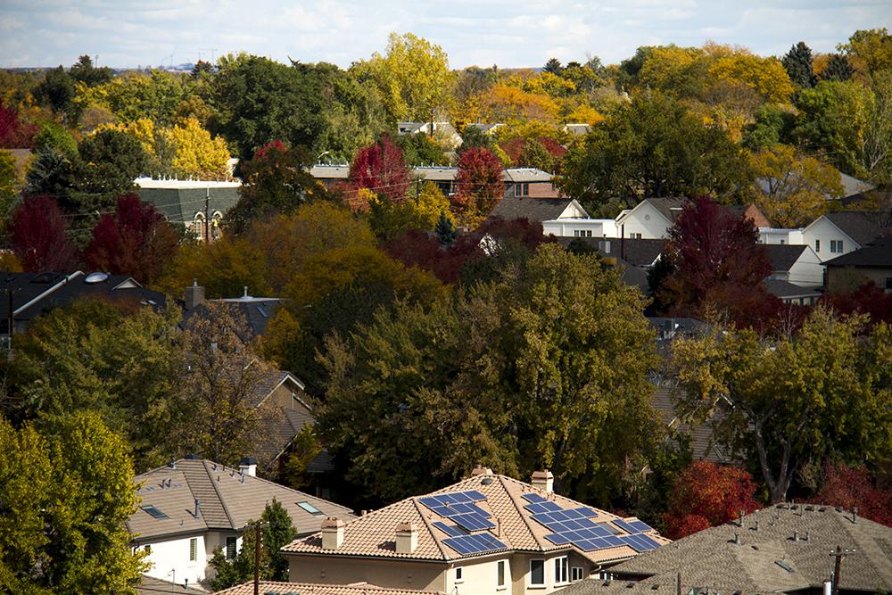 Denver on an autumn day. (Kevin J. Beaty/Denverite)